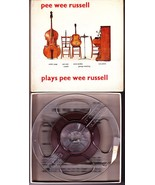 PEE WEE RUSSELL REEL TO REEL TAPE Plays - World Record Club TT-308 - $29.75