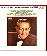 GUY LOMBARDO REEL TO REEL TAPE Medleys on Parade - Capitol Y1T-2825 - $15.75
