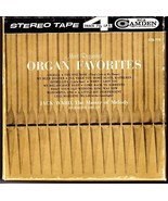 MOST REQUESTED ORGAN FAVORITES REEL TO REEL TAPE Jack Ward - RCA CTR-779 - $15.75