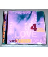 CHARLIE FARREN CD - AUTOGRAPHED RARE! Four Letter Word - $39.95