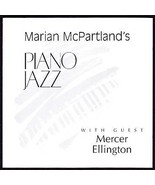 MARIAN McPARTLAND & MERCER ELLINGTON CD - Piano Jazz - $39.95