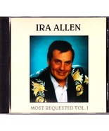 IRA ALLEN CD AUTOGRAPHED Most Requested, Volume 1 - $49.75