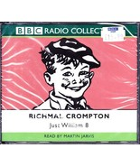 RICHMAL CROMPTON SEALED 3 CD BBC Radio Drama - Just William 8 - $59.75