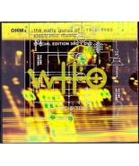 OHM CD & DVD BOX & BOX SET Early Gurus of Electronic Music - Ellipsis Arts - $59.75