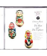 CHINESE MUSIC OF HAN & UIGHURS CD IMPORT World Music Library KICC-5141 - $39.75