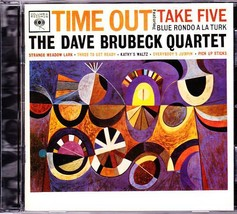 DAVE BRUBECK QUARTET CD Time Out - Columbia Legacy CK-65122 - $11.75