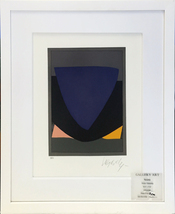 "Victor Vasarely ""Tecoma"" 1972 - Signed Lithograph - Framed - See Live at... - $2,950.00"