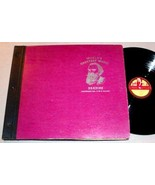 "BRAHMS SYMPHONY NO.2 (5) 12"" 78 RPM SET - $39.95"