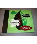 "SCHUMANN SYMPHONY No.1 (4) 12"" 78 RPM SET Erich Leinsdorf - Columbia MM-617 - $28.75"
