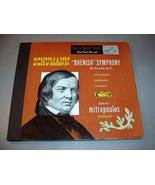 "SCHUMAN RHENISH SYMPHONY (4) 12"" 78 RPM SET Dimitri Mitropoulos MSO - $34.75"