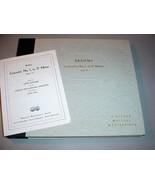"""BRAHMS CONCERTO NO.1 (6) 12"""" 78 RPM SET Artur Schnabel - Victor DM-677 - $44.75"""