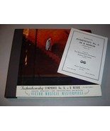 "TSCHAIKOWSKY PATHETIQUE (5) 12"" 78 RPM SET Eugene Ormandy - Victor DM-337 - $32.75"