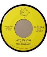 DYNAMICS 45 RPM - Garage Band Rock/Pop (1968) - $50.00