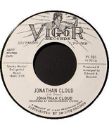 NICK KNOWLTON PROMO 45 - Jonathan Cloud (Pal Hop Artist) - $17.50