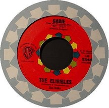 ELIGIBLES 45 RPM - Gabie (1963) - $13.75