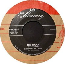 RICHARD HAYMAN ORCH. 45 RPM - The Touch / Mr. Pogo - $15.75