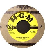 FRANK SANDY & KINGS MEN 45 RPM Somebody Loves Me (1958) - $50.00