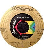 SYMPHONICS 45 RPM - Silent Kind of Guy (1966) - $45.00