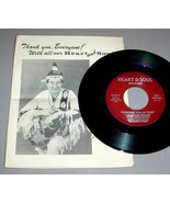 JOHNNY EAGLE FEATHER 45 RPM - Cherokee Trail of Tears - $40.00