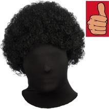 Wig - 2nd Skin - Afro - Black - Accessory for Zentai Full Body Stretch C... - $11.54