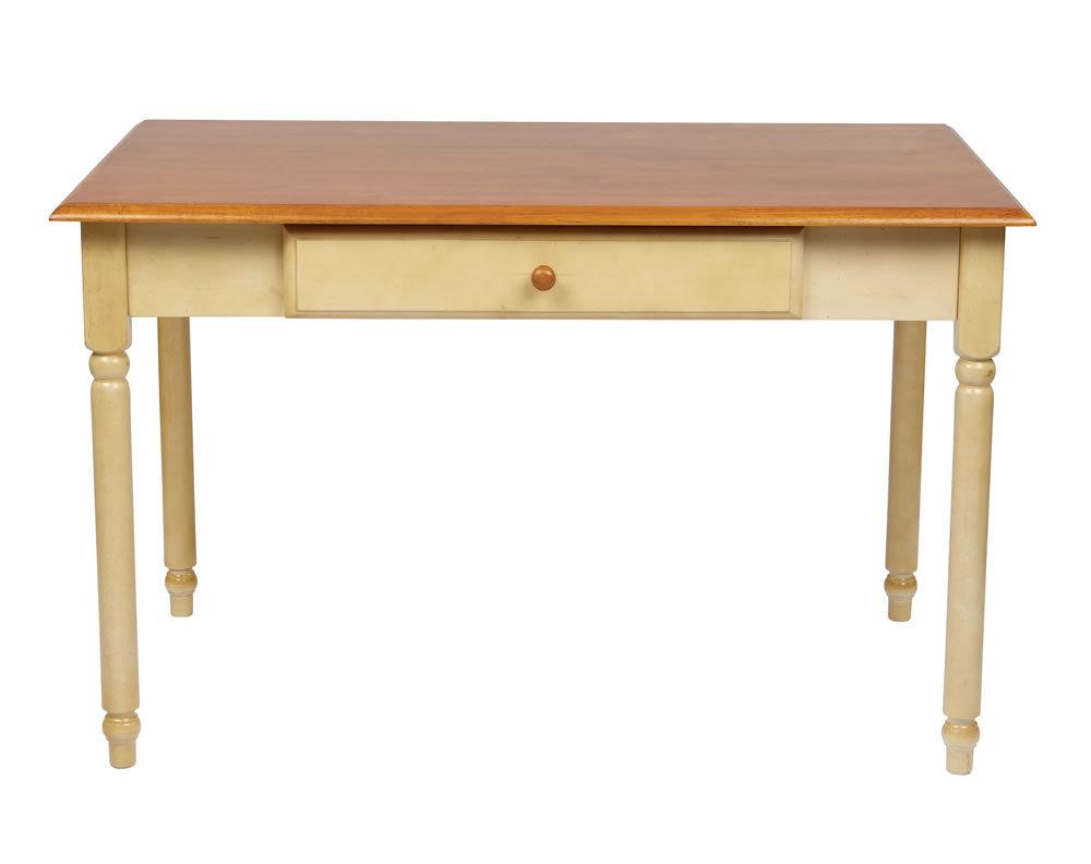 cherry wood writing desk