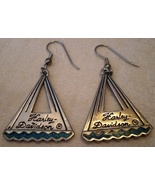 Harley-davidson_teepee_shaped_earrings_silver_color_thumbtall