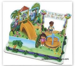 DORA DIEGO Party cake Decoration Supplies TOPPE... - $16.78