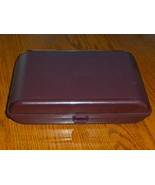 Tupperware Personal Valet Case Organizer Box Tuppercraft 1624 - $21.99