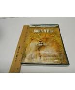 Nature: Born Wild NEW sealed DVD - $9.89