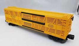 Lionel Train New York Central Stock Car 63561 O/O27 Gauge 6-19573 Made i... - $24.18