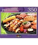 Summer Backyard BBQ - 350 Pieces Jigsaw Puzzle - $12.86