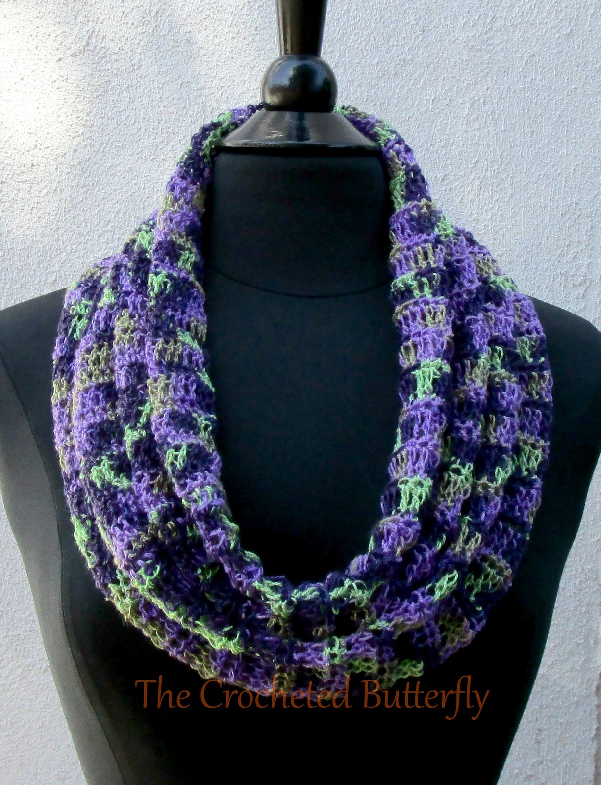 """CROCHET PATTERN - """"Almost"""" Halloween Cowl and Gloves, crochet, ladies accessory"""