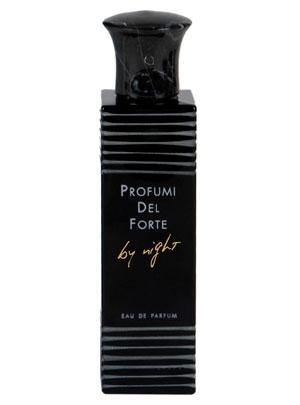 by NIGHT BLACK by PROFUMI DEL FORTE 5ML Travel Spray Juniper Cedar Perfume