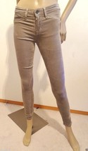 Nwt J Brand Designer 815 Mid Rise Super Skinny Ankle Corduroy Jeans Sz 2... - $77.17
