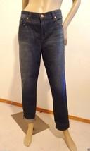 Nwt J Brand Designer Aiden Boyfriend Denim Jeans Sz 29 8 Ringer Dark Was... - $79.15
