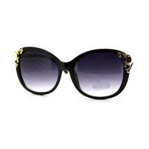 Womens Fashion Sunglasses Romantic Design Round Square Frame UV 400 - $7.95