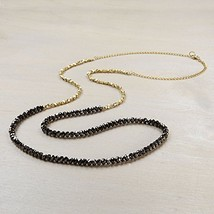 Otm - Neck Gold With Hematite FA