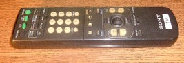 Sony TV Remote PS 4-978-977 gently used working order - $7.69