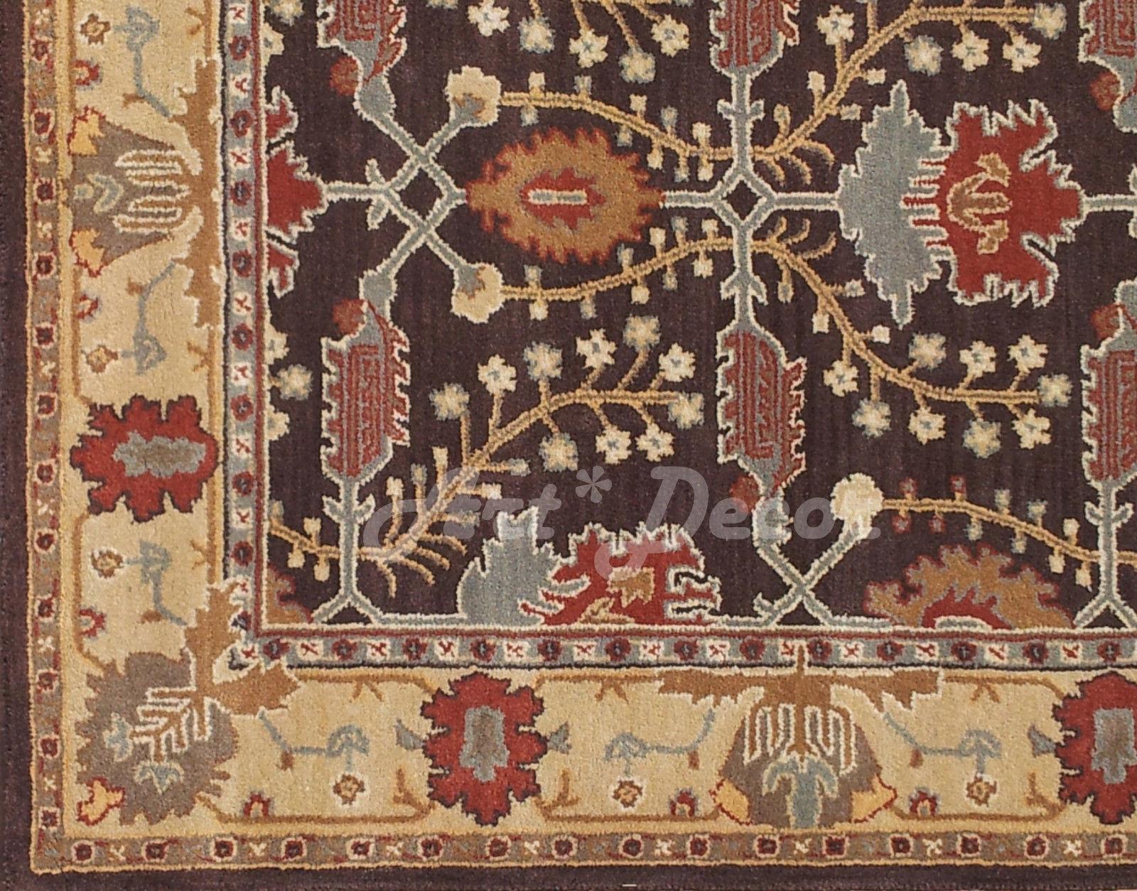 Pottery barn persian 8x10 brandon woolen area rugs carpet area rugs - Discontinued pottery barn rugs ...