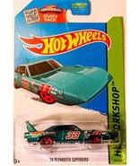Hot Wheels - 2015 HW Workshop - '70 Plymouth Su... - $3.22