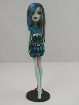 """Frankie Stein 11"""" Doll Daughter Of Frankenstein Monster High Gloom Beach - $16.39"""
