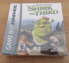 Shrek the Third (Nintendo Game Boy Advance, 2007) Brand New - $6.92