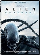 Alien: Covenant [DVD, 2017]