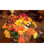 Autumn Basket/Centerpiece - $20.00