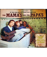 """The Mama's & Papa's """"If You Can Believe Your Eyes And Ears""""   LP - $3.00"""