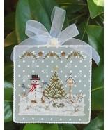 Frosty Weather cross stitch chart Blackberry Lane Designs - $10.80