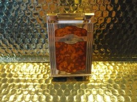 S.T. Dupont Maduro  Jeroboam Table Lighter  preowned without box - $2,450.00