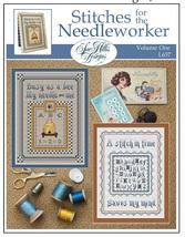 Stitches For The Needleworker Volume 1 cross stitch chart Sue Hillis Designs - $9.00