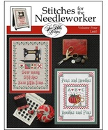 Stitches for the needleworker volume 4 thumbtall