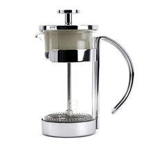 Coffee Press Glass, Office Hot Tea Coffee Maker Press Mug With Filters (... - £21.07 GBP